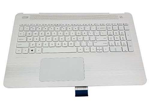 Series Touchpad Assembly - HP PAVILION 15-AW 15-AU SERIES KEYBOARD PALMREST TOUCHPAD ASSEMBLY 860585-001 US