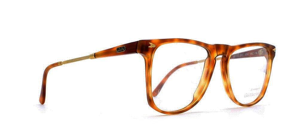 Gianmarco Venturi 201 6 Brown Authentic Men Women Vintage Eyeglasses Frame