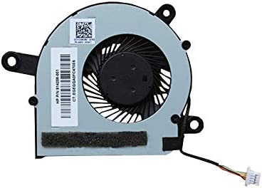 Z-one Fan Replacement for HP Elitedesk 800 G3 ProDesk Mini 600 G3 400 G3 Series CPU Cooling Fan 914256-001 4-Wire 4-pin