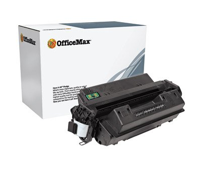OfficeMax Remanufactured Cyan High Yield Toner Cartridge Replacement For Dell 3010cn (341-3571 ,TH207)