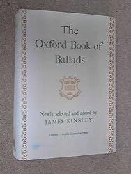 Oxford Book of Ballads