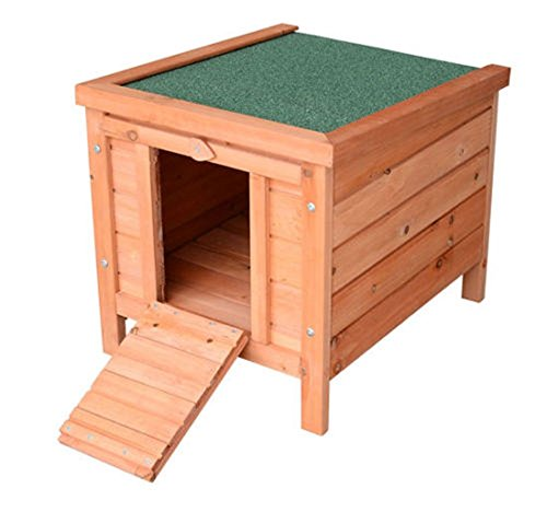 Angelwing Wooden Rabbit Hutch 20.1