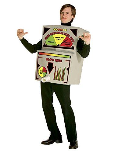 [BREATHALYZER COSTUME] (Halloween Breathalyzer Costume)