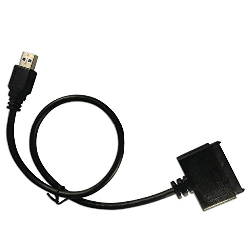 "StarTech.com USB 3.0 to 2.5"" SATA III Hard Drive Adapter Cable w/UASP – SATA to USB 3.0 Converter for SSD/HDD - Hard Drive Adapter Cable by StarTech"