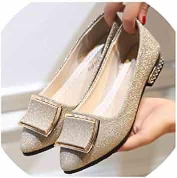 c4796e51c5abb Shopping Gold or Clear - Flats - Shoes - Women - Clothing, Shoes ...