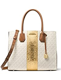 Womens Mercer Stud&grommet Satchel