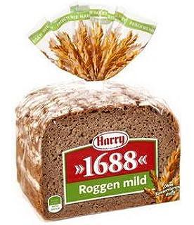 Harry Bread Centeno Suave 500 g