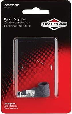 Briggs & Stratton 992365, casquillo de la bujía para todos los ...
