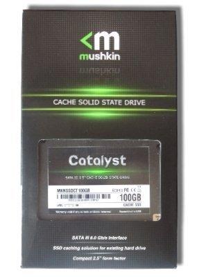 Download Driver: Mushkin Catalyst Cache 100GB SSD