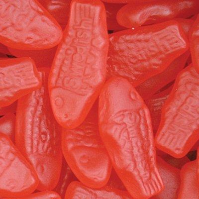 SWEDISH Fish Red Bulk (3 pound bag)