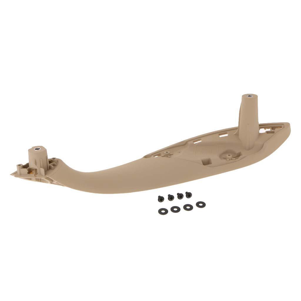 Nero B Blesiya Maniglia del Pannello Porta Coperchio del Rivestimento della Tirata Accessori di Auto