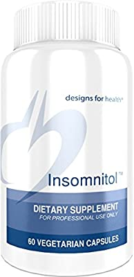 Designs for Health - Insomnitol - 60 capsules [Health and Beauty]