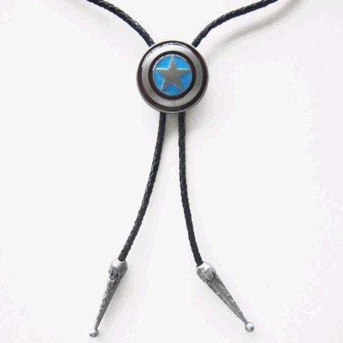 UPC 700736913284, Captain America Bolo Tie