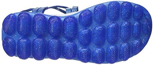 Skechers Kids Air-80348L River Sandal With Memory Foam (Little Kid/Big Kid) Blue/Multi