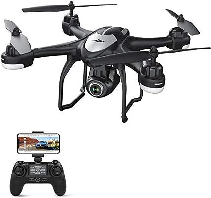 Potensic Drone GPS con Cámara 1080P HD, FPV RC Quadcopter T18 con ...