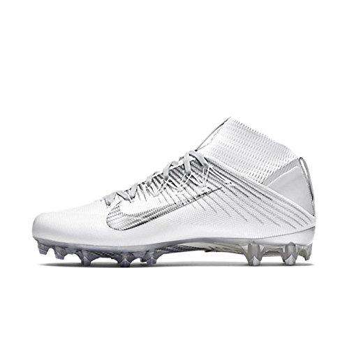 Football Grey Vapor Metallic Cleat NIKE 2 White Silver Men's Cool Untouchable ZIn6wAFxq