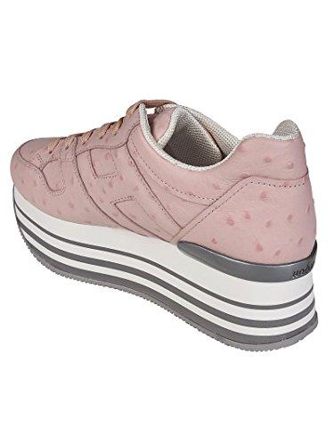 Donne Rosa Hogan Sneakers Delle Di Colore Hxw2830t548i9fm413 In Pelle qnwUdOX808