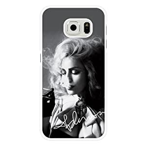 Galaxy S6 Case, Customized Madonna White Hard Shell Samsung Galaxy S6 Case, Madonna Galaxy S6 Case(Not Fit for Galaxy S6 Edge)