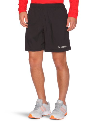 hummel Herren Schiedsrichter Shorts Classic, black/black, XXL, 10-020-2001_2001