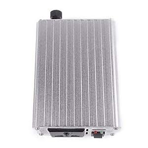 GDW 300w vehículo dc 12v-usb caliente a1-00006 a ac 220v convertidor adaptador convertidor de corriente (plata)