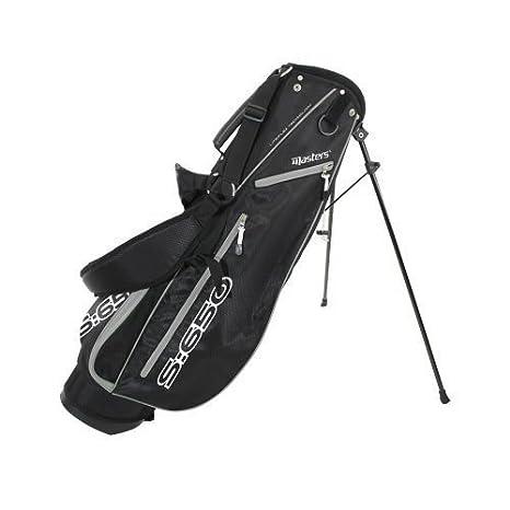 Masters Golf - Bolsa de Palos con Trípode S:650 Color Negro ...