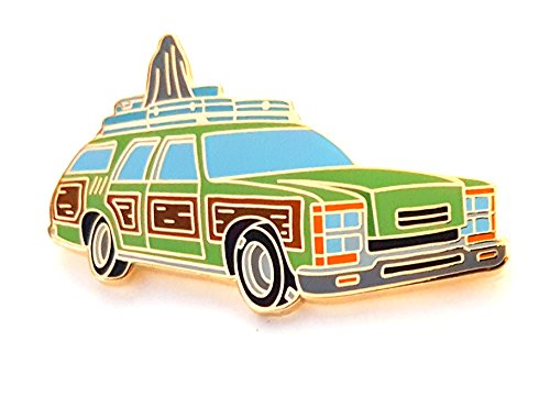 Family Truckster Lapel Pin