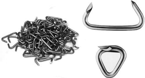Seat Cover Upholstery Hog Rings Pack of 300
