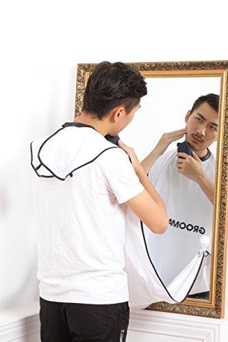 Groomarang Beard Catcher - Die einfache und effektive Art Barthaare zu entfernen