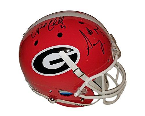 georgia bulldogs authentic helmet - 5