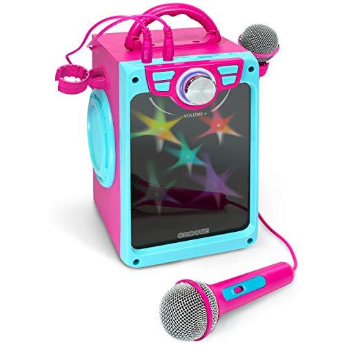 Croove Karaoke Machine For