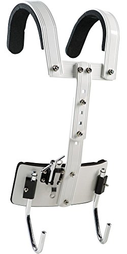(Sound Percussion Labs Snare Drum Carrier White)