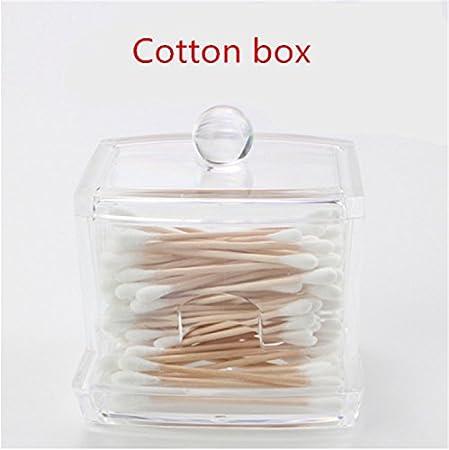 Youmei® Esponjas de algodón acrílicas transparentes Esponja de ...