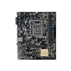 ASUS Micro ATX DDR3 1800 LGA 1151 Motherboards H110M-K D3