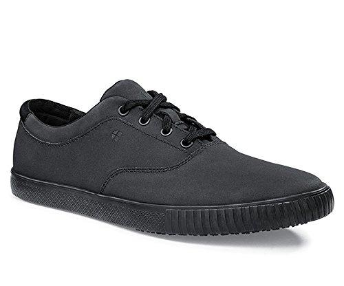 per Crews Nero EQUIPAGGI Scarpe Carter Lavoro da for Scarpe Uomo Shoes qfz5Oxwtn