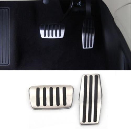 WANWU Gas Brake Pedal Cover For Chevrolet Cruze Malibu Equinox Buick Envision Lacrosse Regal Cadillac XTS XT5 Accelerator Accessories