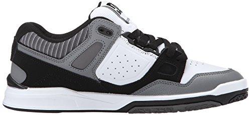 Men's Black Stag Shoe 2 Skate Stripe DC 4zwTdz
