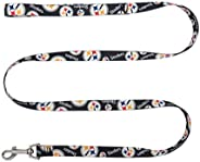 NFL Pittsburgh Steelers Team Pet Lead, 0.75-inches by 60-inches