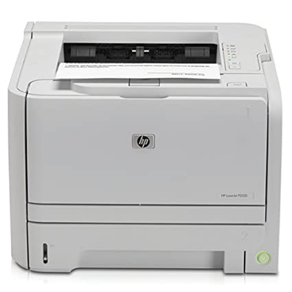 amazon com hp laserjet p2035 monochrome printer ce461a aba rh amazon com