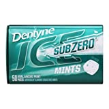 Dentyne Ice Sub Zero Sugar Free Avalanche Mints, 50 per pack -- 81 packs per case