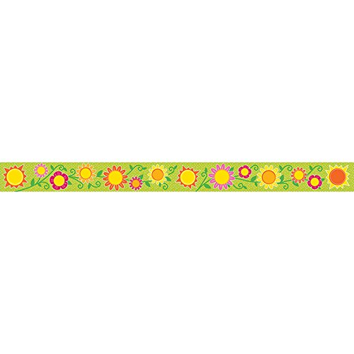 Paper Trimmer 36' Cut (Sunshine & Flowers Straight Borders)