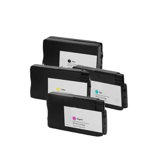 Cyan Ink 29 ML Pack of 3 Replacement Ink Cartridges for VariQuest Perfecta 2400 System by Bright White Paper Co.
