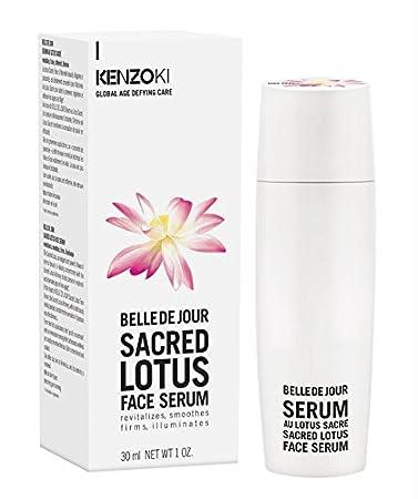 faa5250c Amazon.com: Kenzoki Belle De Jour Sacred Lotus Face Serum: Beauty