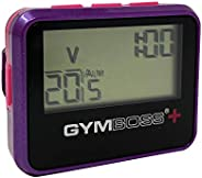 Gymboss Plus Interval Timer and Stopwatch