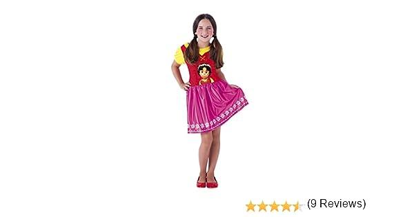 Rubies Disfraz Heidi Inf Talla M, M (5-6 años) (Rubies Spain ...