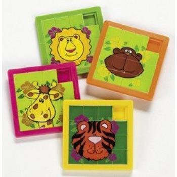 Zoo Animals Puzzle - 9