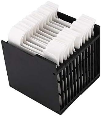 ZengBuks Mini Filtro de Aire portátil para Filtro de Ventilador de ...
