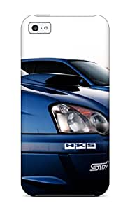 New Style ZippyDoritEduard Subaru Wrx Sti Premium Tpu Cover Case For Iphone 5c