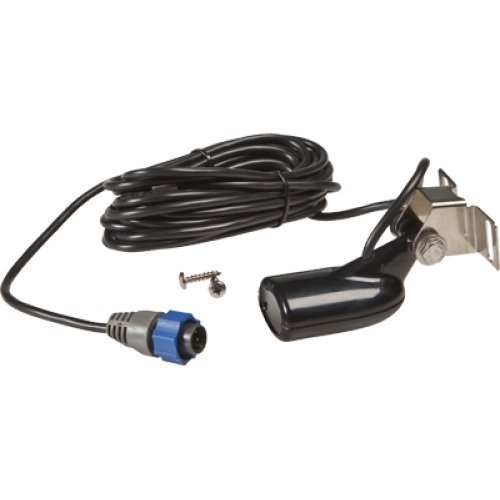 LOWRANCE LOW-000-0106-72 / 83/200kHz T Transom Mnt Xdcr (200khz Skimmer Transducer)