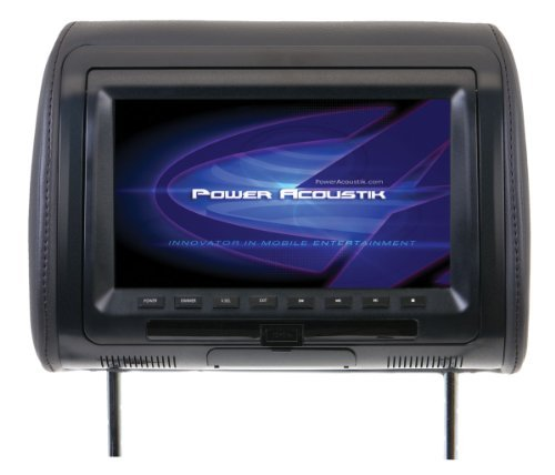 Power Acoustik DVD Player
