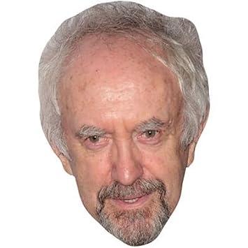 Jonathan Pryce Máscaras de personajes famosos, caras de carton